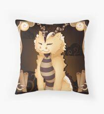 Cinnamon Dragon - 2018 Throw Pillow
