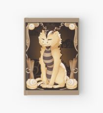 Cinnamon Dragon - 2018 Hardcover Journal