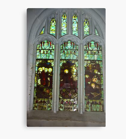 Window #3  St Peter's Church Metal Print