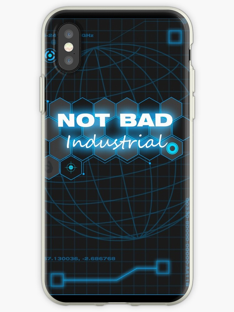 Not Bad Insustrial Tech Iphone Case Iphone Cases Covers By Not