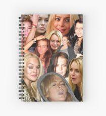 Cuaderno de espiral Fucked up Lindsay is the best Lindsay
