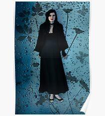 Abi in The Rain Poster