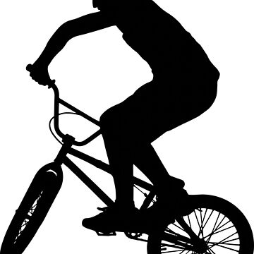 BMX driver by Cocotteetloulou