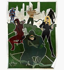 The Arrow ! Poster