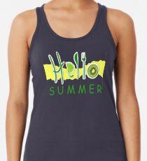 HOLA¡ verano Women's Tank Top