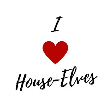 I love house-elves... by OKDave