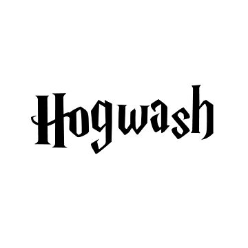 Hogwash the best wizarding school in the world by OKDave