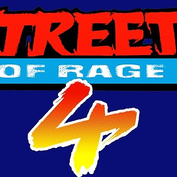 Streets of Rage 4 by Red-Ocelot86