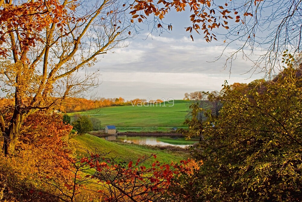 Winterthur Park by vadim19