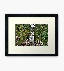 FANTASY OF ST. JAMES Framed Print