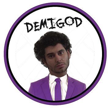 DemiGod by TeeJB