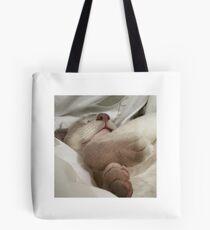Gabriel Siamese Cat All Paws Tote Bag