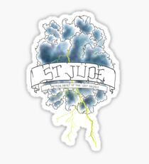 Florence + the Machine - St. Jude Sticker