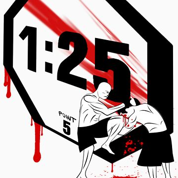 125 bloody mess by krazee2dope