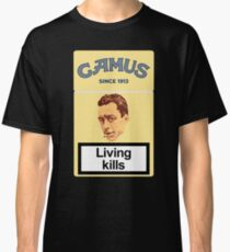 Philosopher Albert Camus Classic T-Shirt