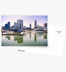 The Rock and Roll Hall of Fame and Museum, Cleveland Postcards