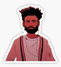 Childish Gambino Feels Like Summer Sticker
