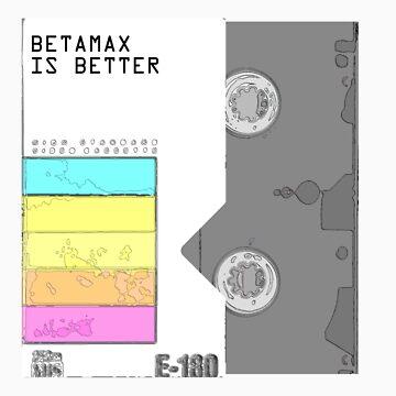 betamaxisbetter by RichardWalk