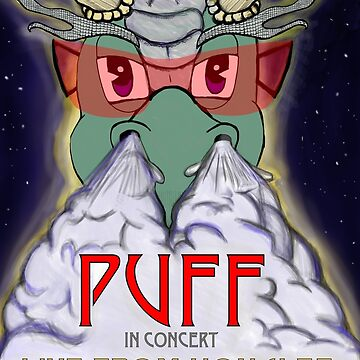 Puff - Live from Honalee by rubynibur
