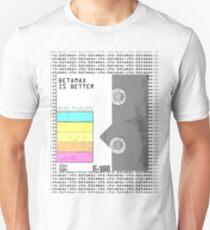 betamaxisbetta Unisex T-Shirt