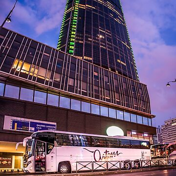 Astons coaches montparnasse tower by TomFezz