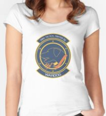 Ace Combat Wardog Squadron Women's Fitted Scoop T-Shirt