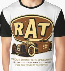 Hot Rods Graphic T-Shirt