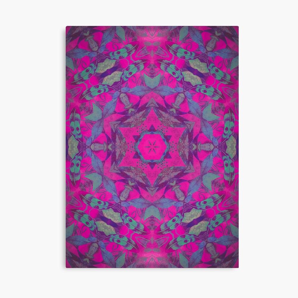 magic mandala 51 #mandala #magic #decor Canvas Print