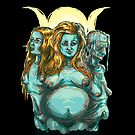 THE TRIPLE GODDESS by rmltby