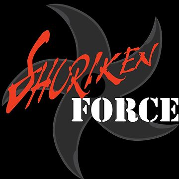 Shuriken Force by nezuko