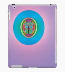 Lonely Blue iPad Case/Skin