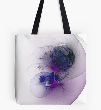 Trapped in Silk Tote Bag