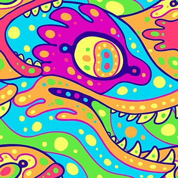 Fishy - rainbow by psychonautic