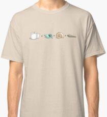 3 Seashells Classic T-Shirt