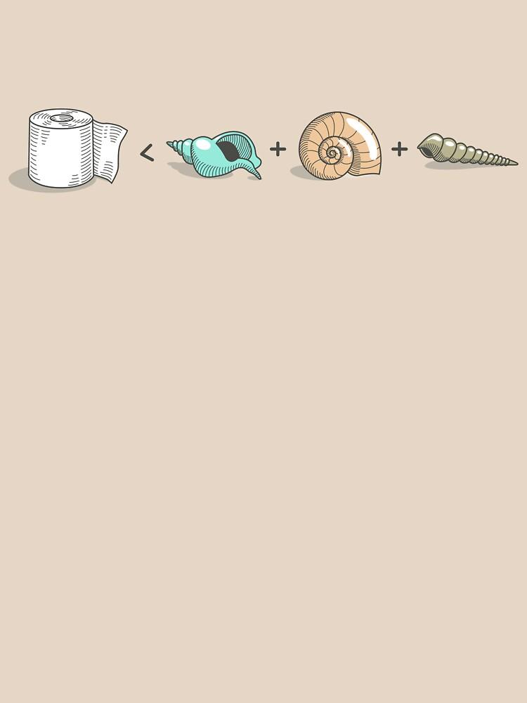 3 Seashells by KentZonestar
