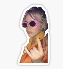 Billie Clout Sticker
