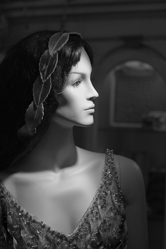 Mannequin by David Thibodeaux