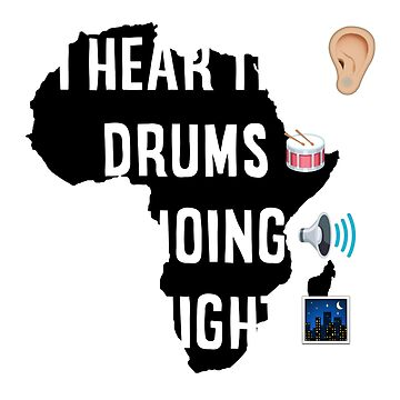 I HEAR THE DRUMS ECHOING TONIGHT (TOTO - AFRICA) by Daniel-Hoving