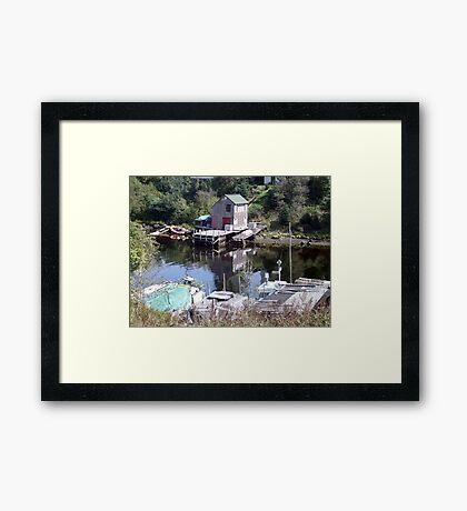Herring Cove (1) Framed Print