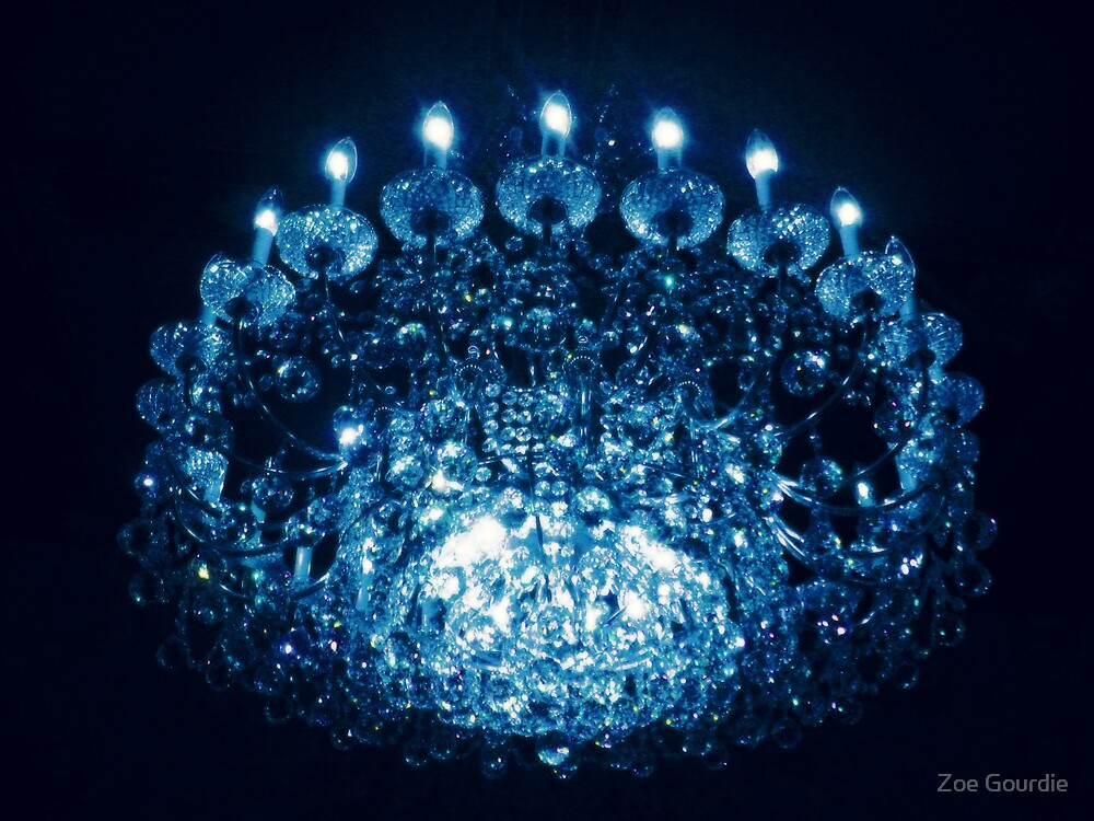 Chandelier by schizomania