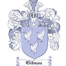 Gibson Family Crest by FreedomMuse