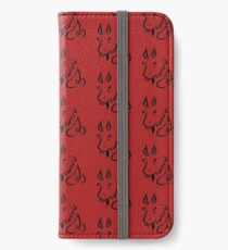 Chinese Zodiac Inspired Goat iPhone Wallet/Case/Skin