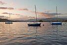 Windermere Sunset by SteveMG