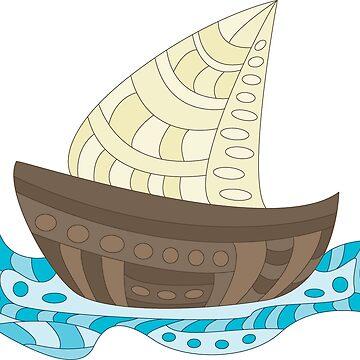 The sail by Lenka24