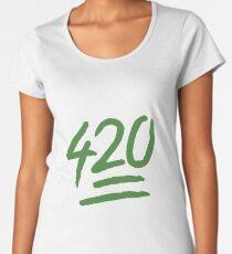 420 Women's Premium T-Shirt