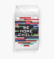 Sei mehr Chill Bettbezug