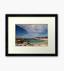 Rotnest Island Framed Print