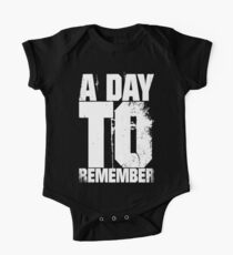 A Day To Remember One Piece - Short Sleeve