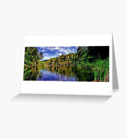 Lake Elizabeth. Greeting Card