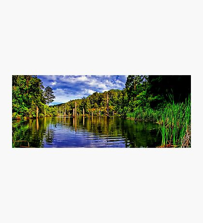 Lake Elizabeth. Photographic Print